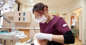 歯科衛生士さんのお仕事