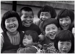 昭和28年の子供達